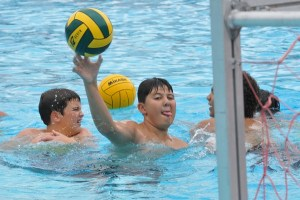 Summer Water Polo Camp Focuses on Fun and Fundamentals of the Sport