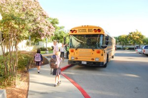 Expanded Bus Service Eases Commutes for Harker Families