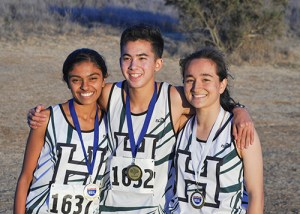 Niki Iyer Becomes Highest-Placing Harker Runner Ever at State Championships; Volleyball Falls in CCS Semifinals; Winter Sports Kick Off