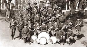 Harker Cadet Band Circa 1925