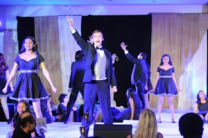 Eleventh Gala, First 'Night on the Town' a Smash Success