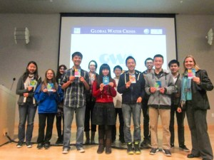 Clean Tech Club and Student from WFLMS Unite to Promote Environmental Awareness