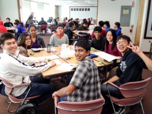 Harker Students Take Top Spots in Two Categories at TEAMS Competition
