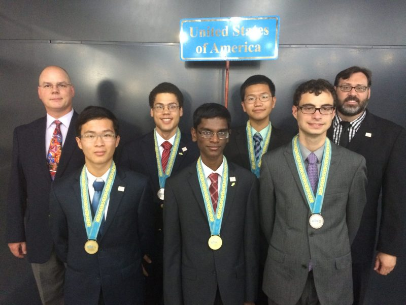[UPDATED] Recent Grad Wins Gold Medal at Int'l Physics Olympiad