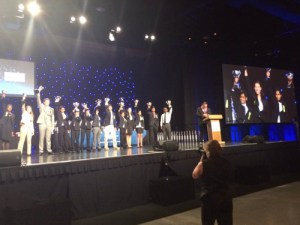 Middle School Debate Wins National Championships in Two Categories
