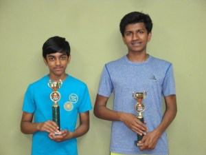 Kudos, May-June 2014: Achievements in Music, Sports and Chess