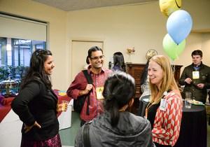 "New Parents Welcomed Into Harker Community During Preschool ""Happy Hour"""