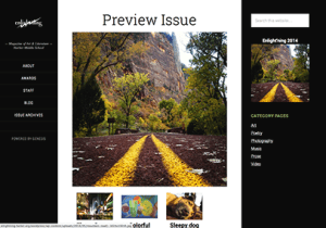 Enlight'ning Magazine Unveils Exciting New Online Format
