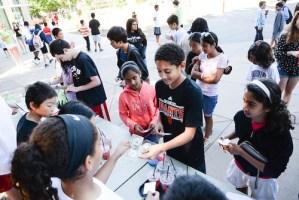 Lemonade Stand Provides Sweet Start for Summer Institute Participants