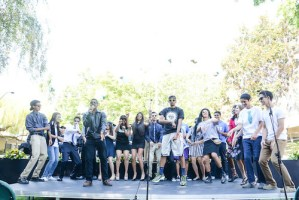 Upper School Students Kick Off School Year at Matriculation Ceremony