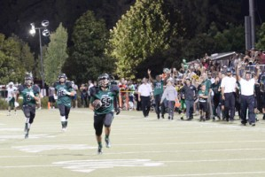Homecoming Brings Harker Community Together, Eagles Win 51-6