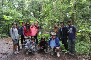 Students Explore Costa Rica, Perform Field Research