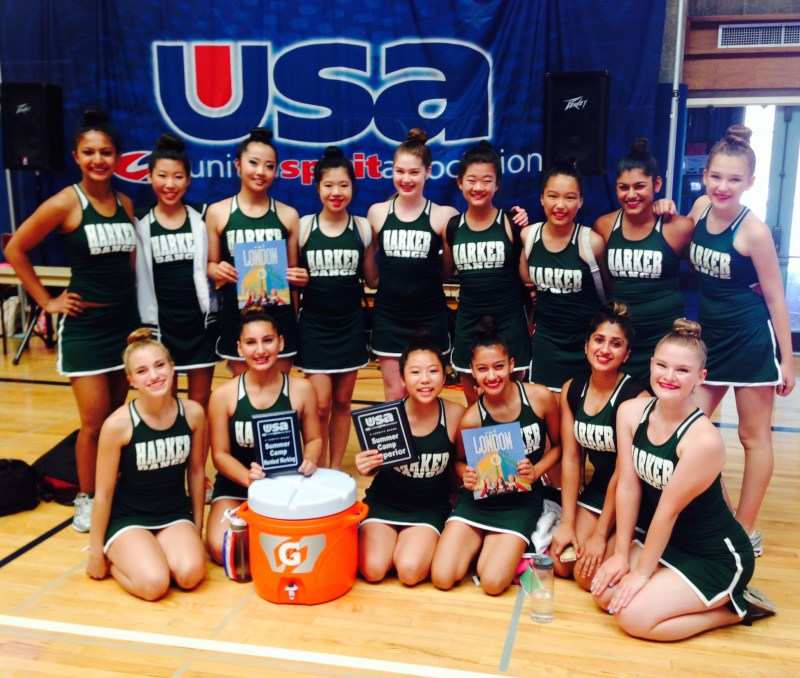 Dance Teams Receive Superior Award at August Spirit Camp