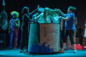 Middle School Fall Play Explores the Conflicts of Character Archetypes