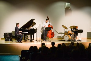 Taylor Eigsti Trio Returns to a Sell-Out Audience at Harker Concert Series