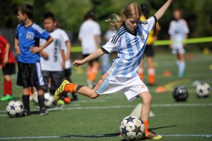 Elite Summer Soccer Camp Spreads to Two Campuses
