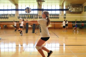 Volleyball Camp Great For New and Experienced Players