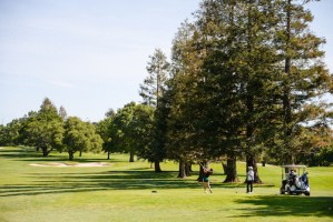 Alumni Association Sponsors Harker Golf Classic at Renowned Stanford University Course