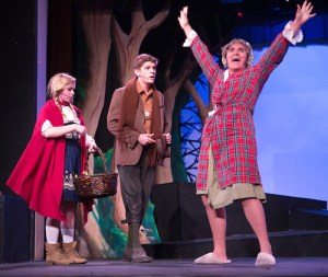 "Classic Fairy Tale Characters Venture ""Into the Woods"" in Spring Musical"