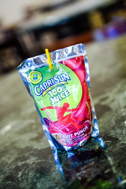 Middle and Upper Schools Earn Reward Points for Capri Sun Recycling Program