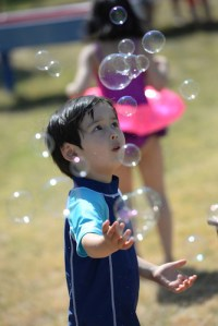 Harker Preschool Celebrates End of School Year with Fun Splash Day!