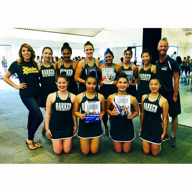 "Dance Team Wraps Up Santa Cruz Summer Camp with ""Superior"" Award"