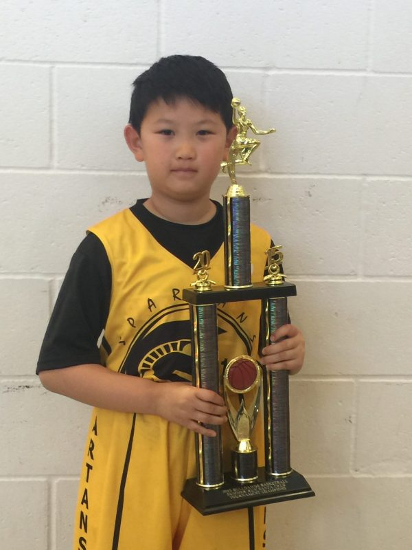 Kudos: On the Court and Off, Grade 4 Student Draws Attention for Extracurricular Activities