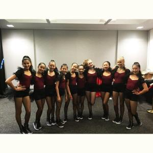 Showstoppers Performs at Red Cross Fundraising Event