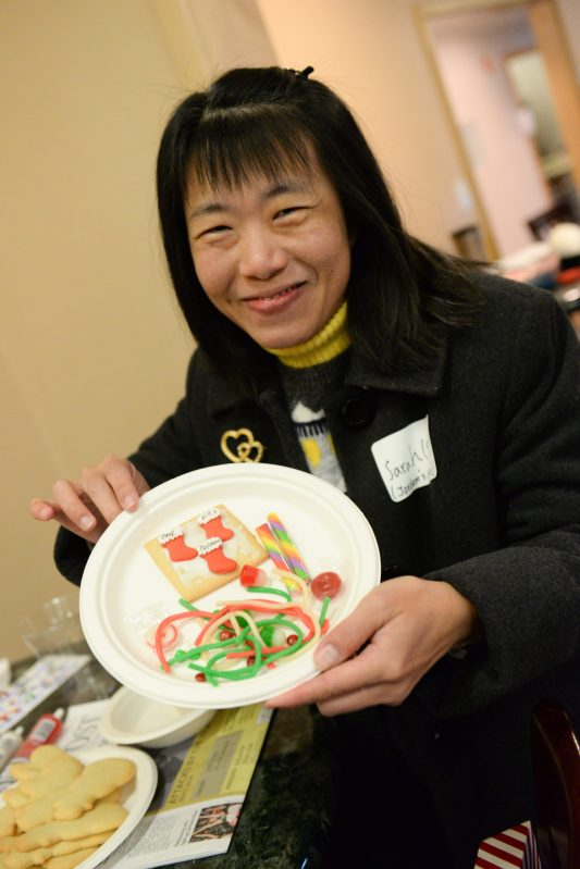 Lower, Middle and Upper Schools Host Holiday Cookie Decorating Events Before Break