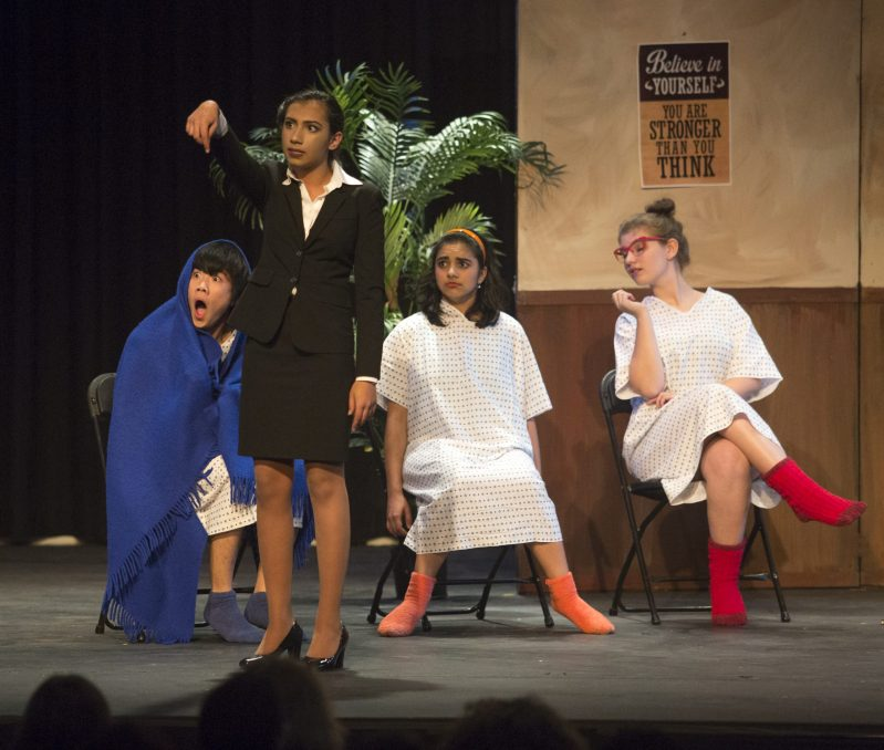 Series of One-Act Plays Featured at Student Directed Showcase