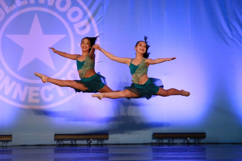 Middle School Dancers Earn High Honors at Competition