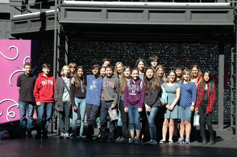 Annual Oregon Shakespeare Trip Gives Students Comprehensive Theatrical & Literary Experience