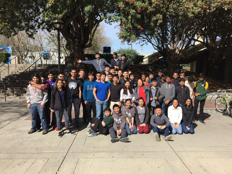 Harker Teams Take First at Annual TEAMS Competition