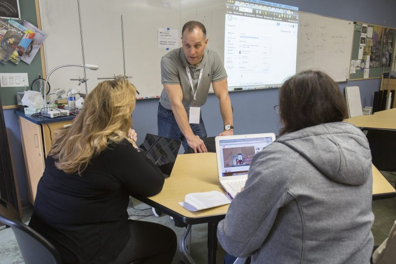 Harker Hosts SVCUE Event for Silicon Valley Teachers