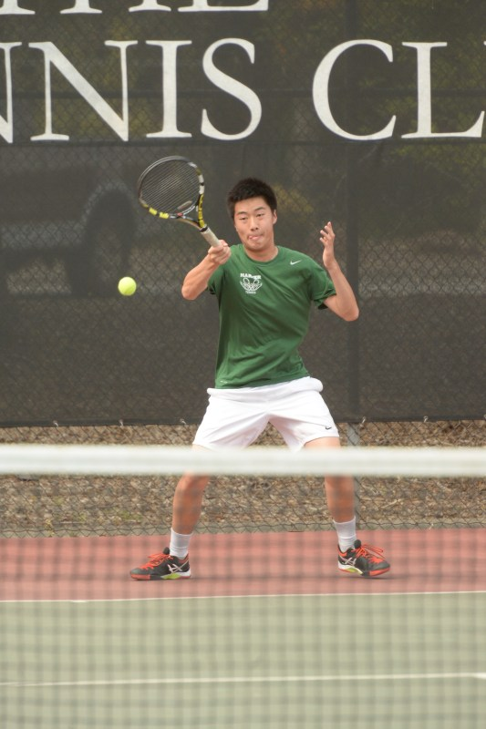 Boys Tennis, Volleyball and Golf Begin CCS; Track and Swim Compete in League Championships