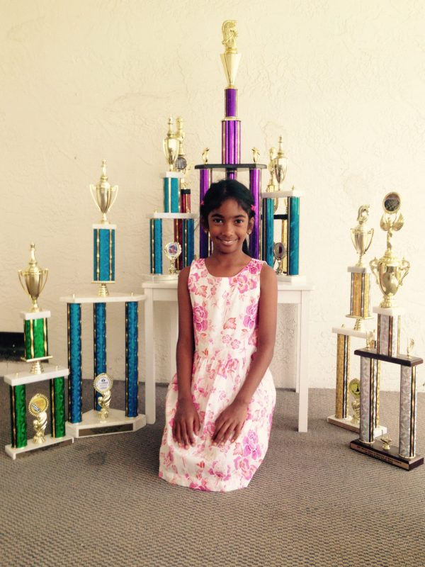 Kudos: Third Grade Chess Phenom Headed to World Championships