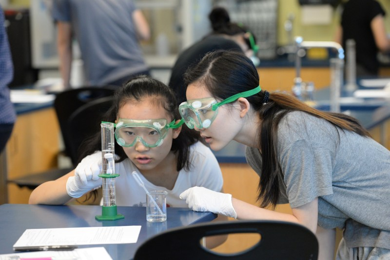 Area High School Students Enhance Their Learning at Upper School Summer Institute