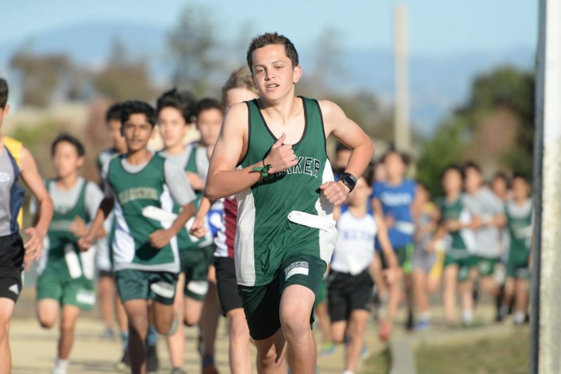 Lower and middle school fall sports wrap up season