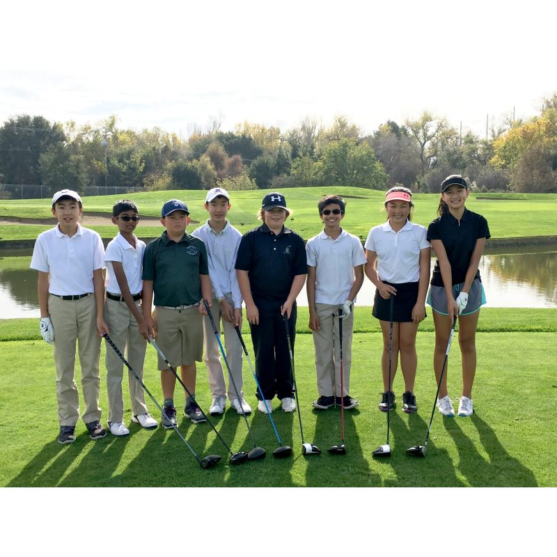 Middle school golfers are WBAL tournament champs for second time this year