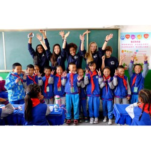 Student group visits Tibet for cultural exchange