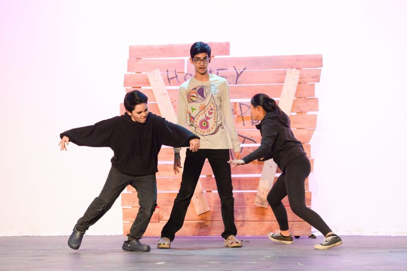 Student directors bring visions to the stage at Student Directed Showcase