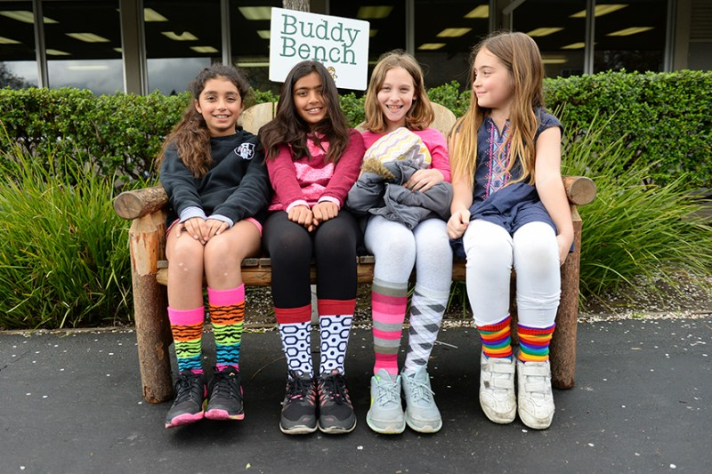 Crazy Sock Day helps lower school students learn about Down syndrome