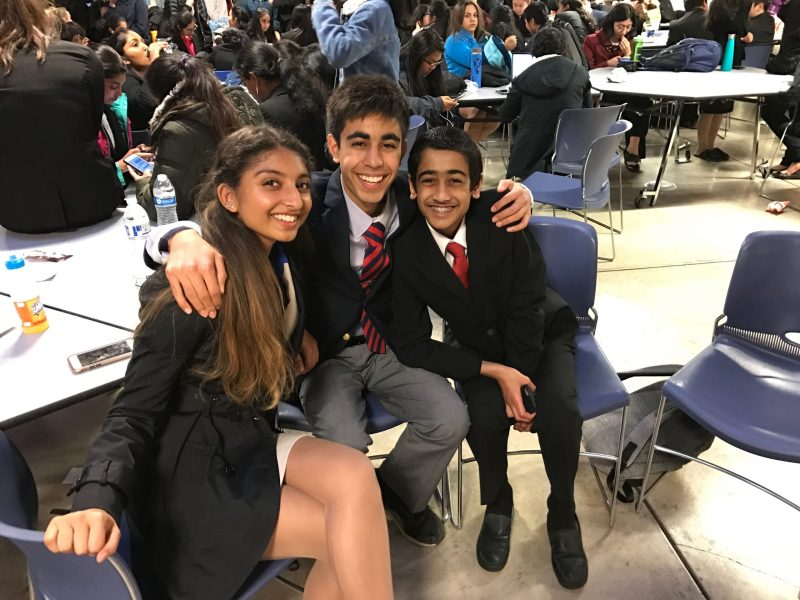 Harker debate team supplies two of three district qualifiers to nationals