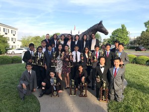 Middle school speech and debate team racks up great results at Tournament of Champions