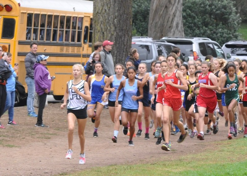 Harker cross country season opener marked by respectable runs
