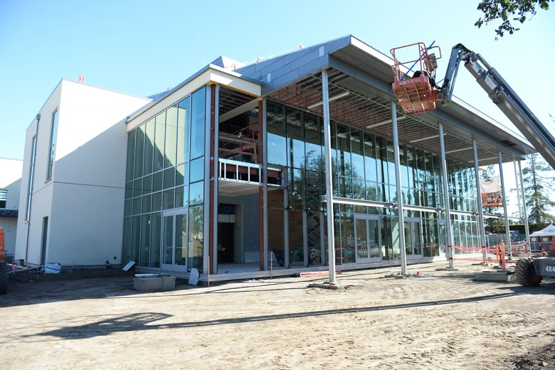 Student experience at Rothschild Performing Arts Center augmented by pro acoustical standards