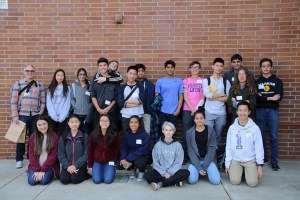 Upper school Latin students have successful weekend at JCL's Ludi Novembres