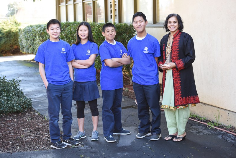 Middle school math students are big winners at regional MathCounts competition