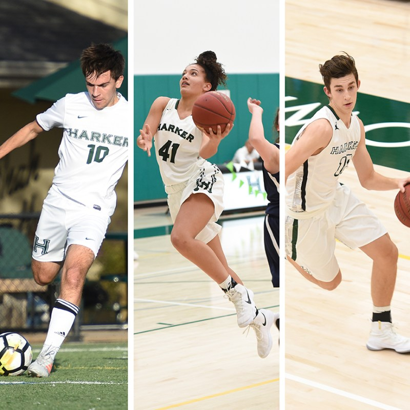 Three teams make playoffs: Boys soccer wins league, girls and boys hoops finish with wins