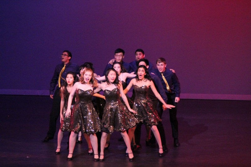 Downbeat performs at San Jose Performing Arts Center at invitation of gala organizers
